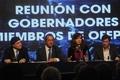 """Cristina convocó a todos los argentinos a """"trabajar unidos y laburar por el país"""""""